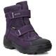 ECCO Snow Rush Laarzen Kinderen violet